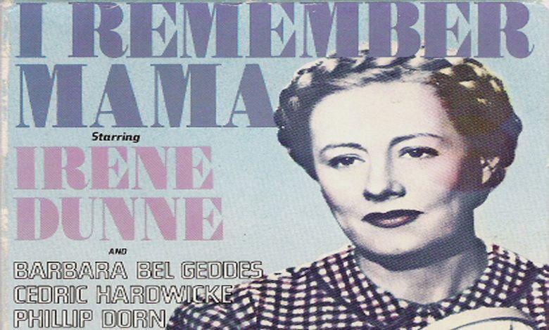 I Remember Mama (film) movie scenes