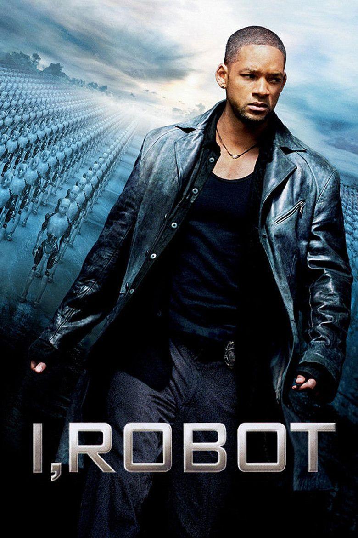 I, Robot (film) movie poster