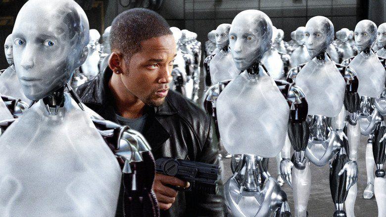 I, Robot (film) movie scenes