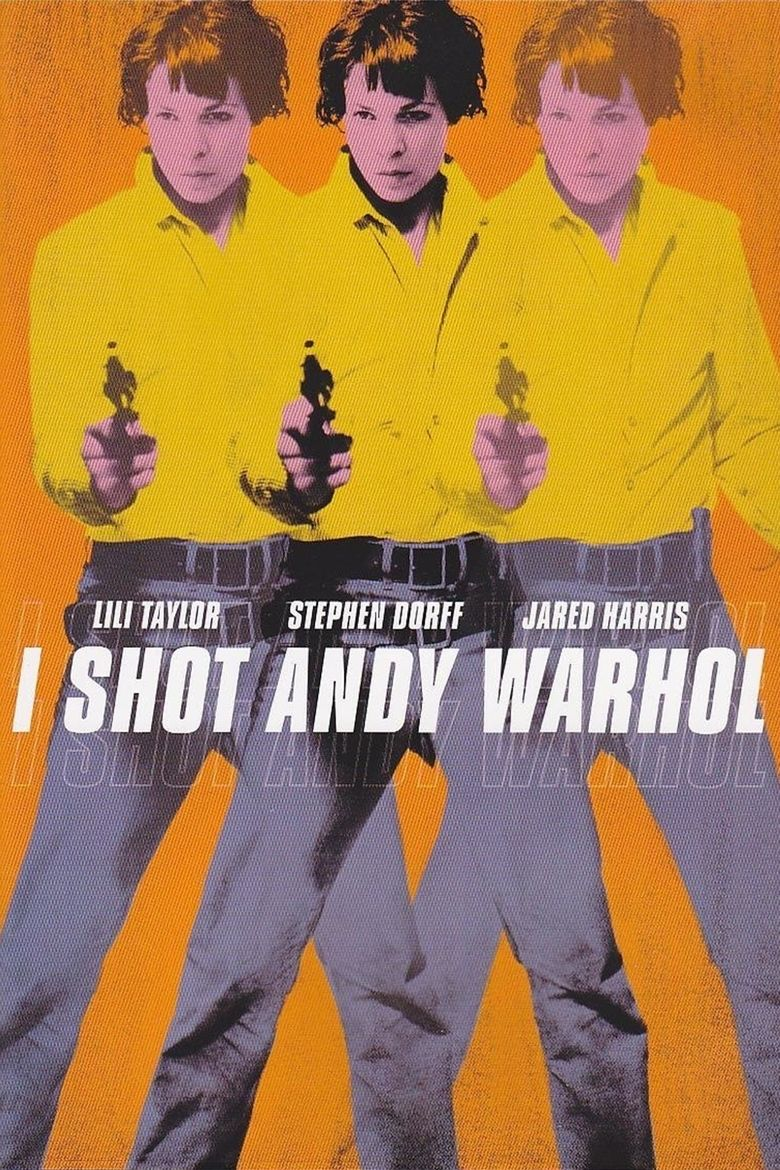 I Shot Andy Warhol movie poster