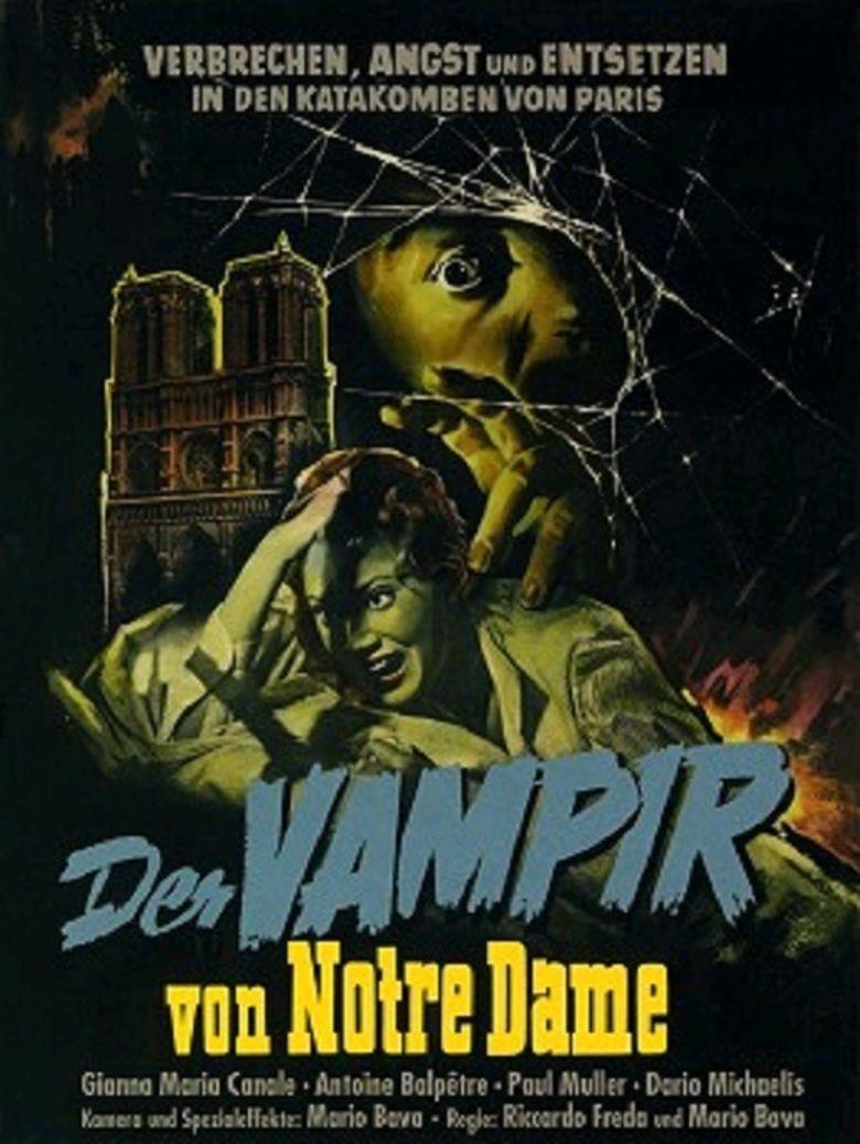 I Vampiri movie poster