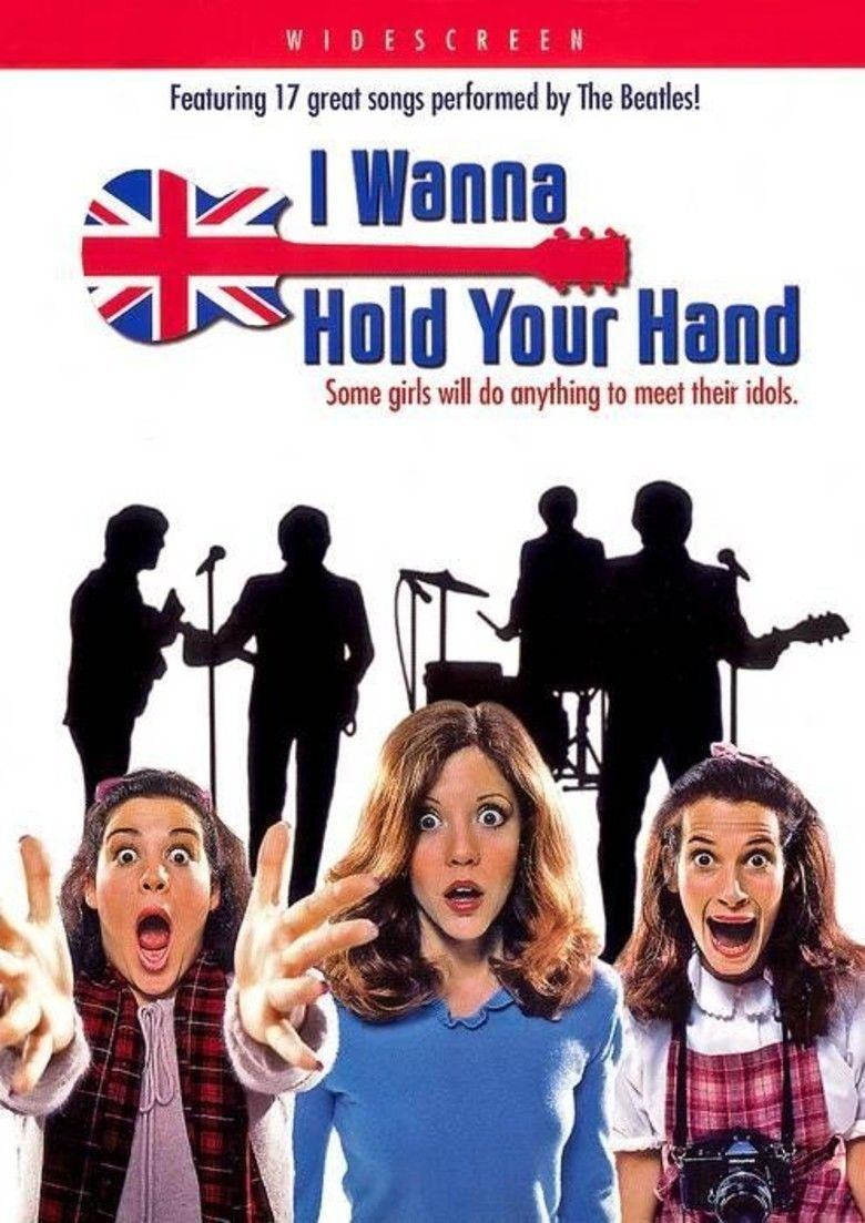 I Wanna Hold Your Hand (film) movie poster