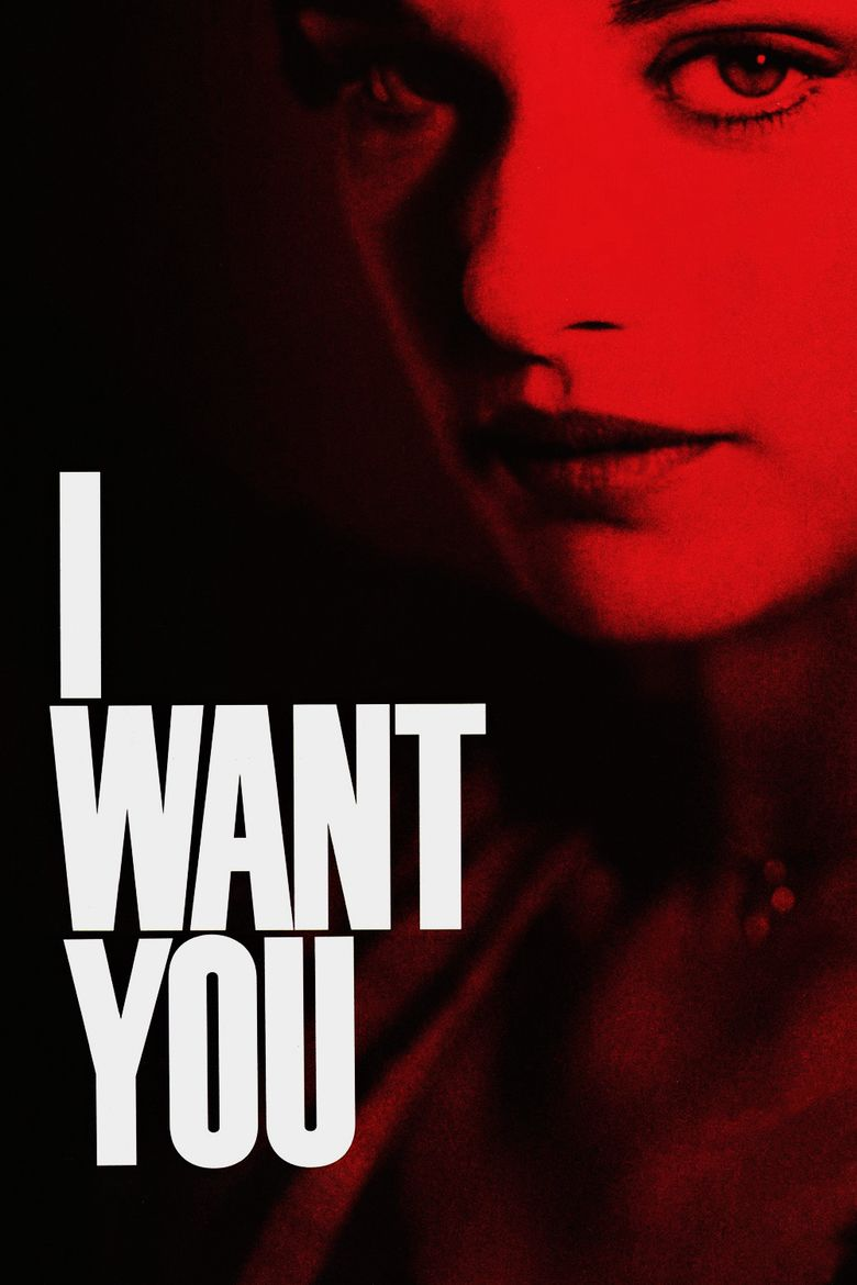 I Want You (1998 film) movie poster