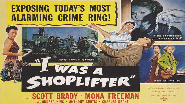 I Was a Shoplifter movie scenes