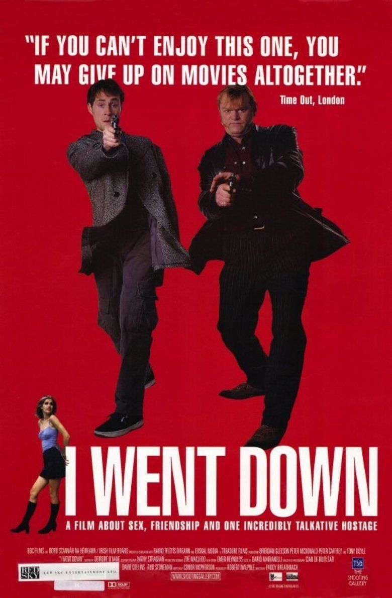 I Went Down movie poster