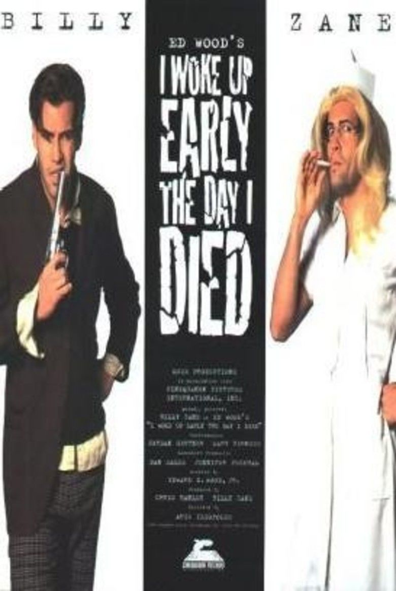 I Woke Up Early The Day I Died movie poster