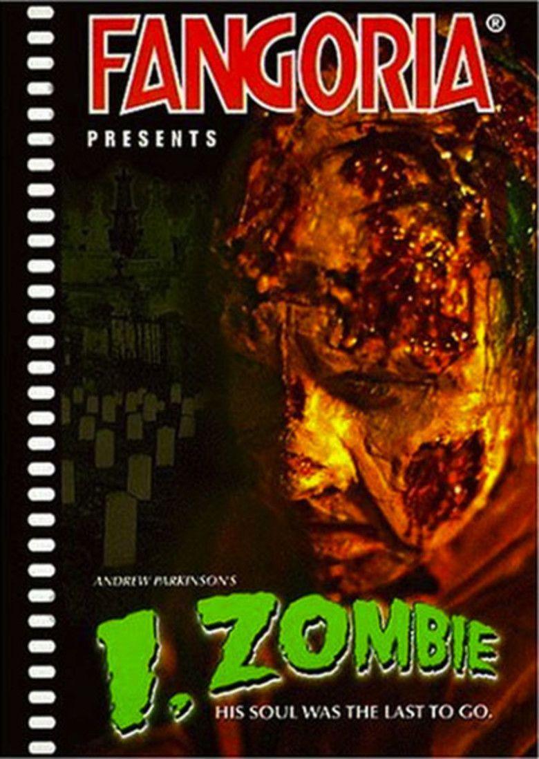 I, Zombie movie poster