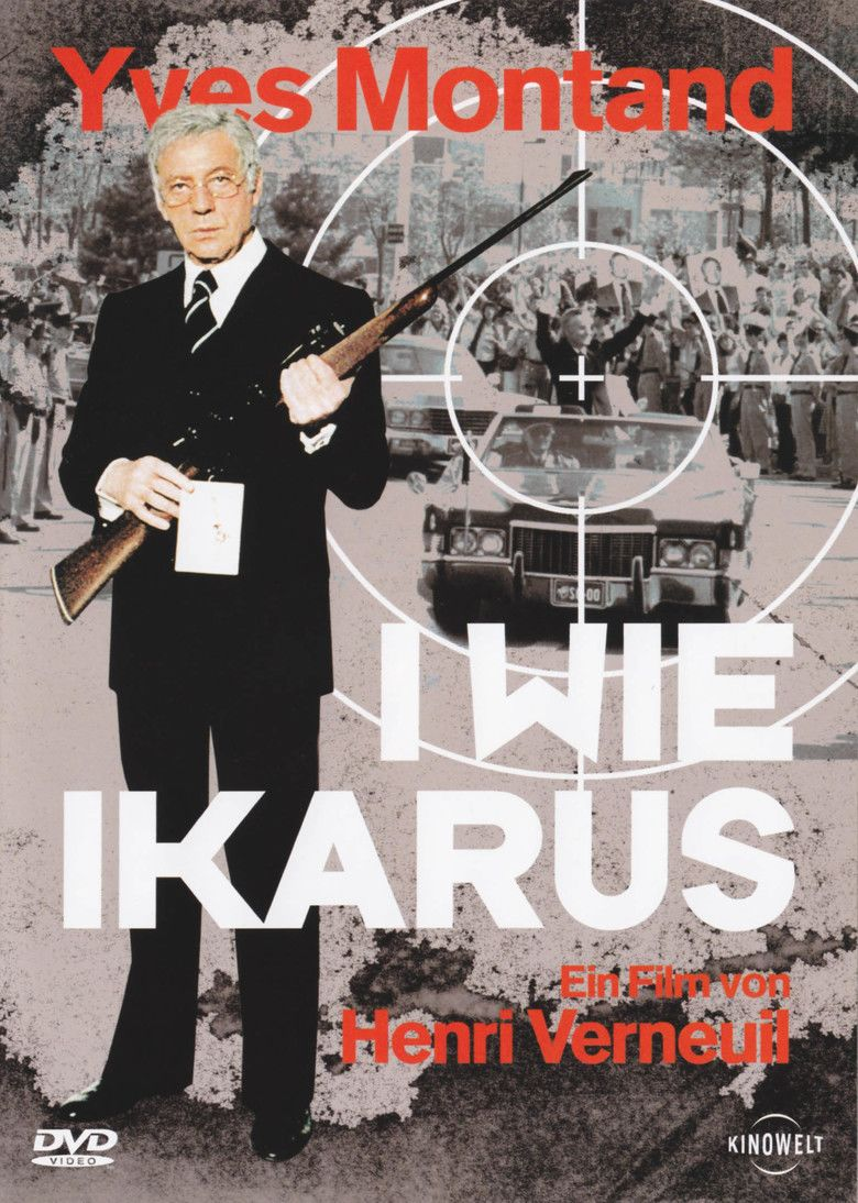I as in Icarus movie poster