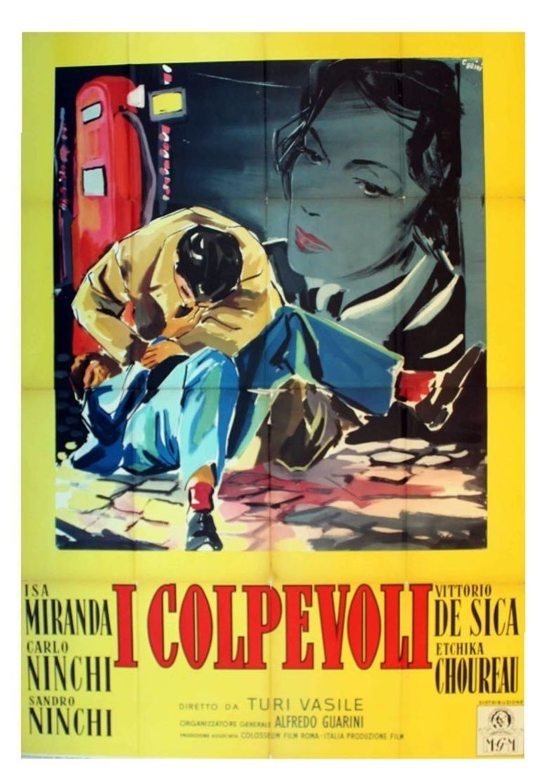 I colpevoli movie poster