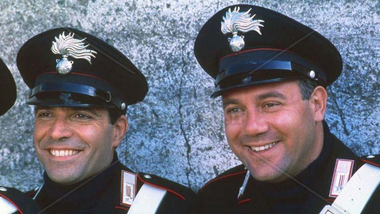 I due carabinieri movie scenes