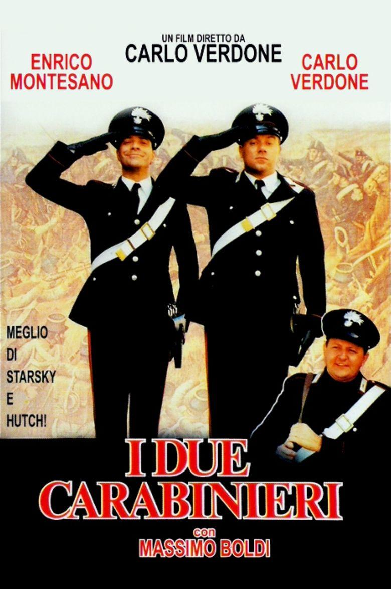 I due carabinieri movie poster