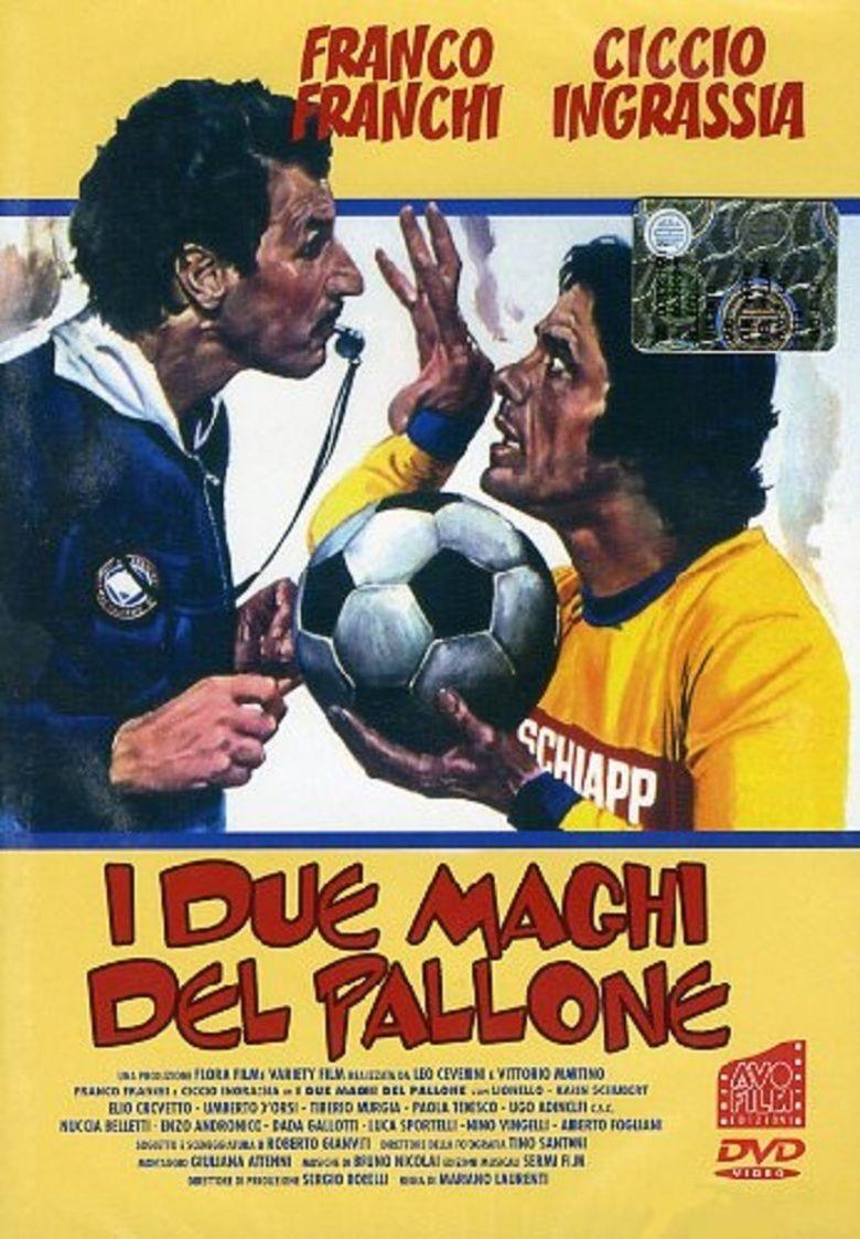 I due maghi del pallone movie poster