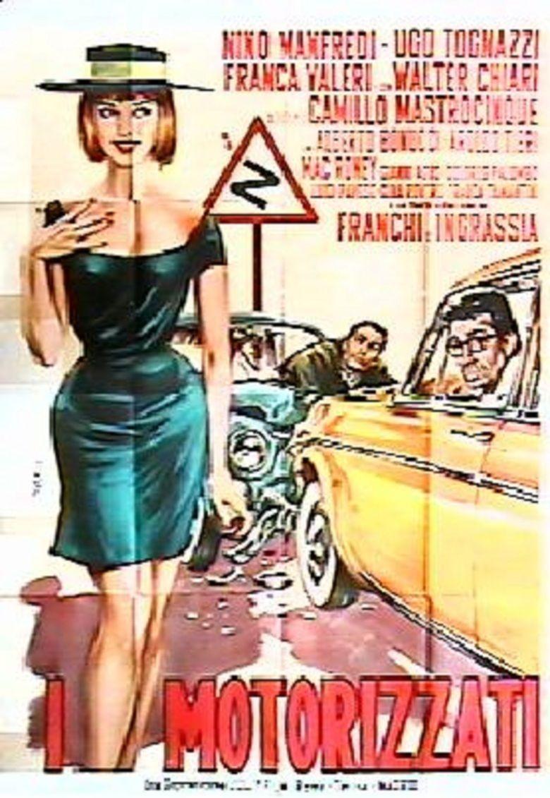 I motorizzati movie poster