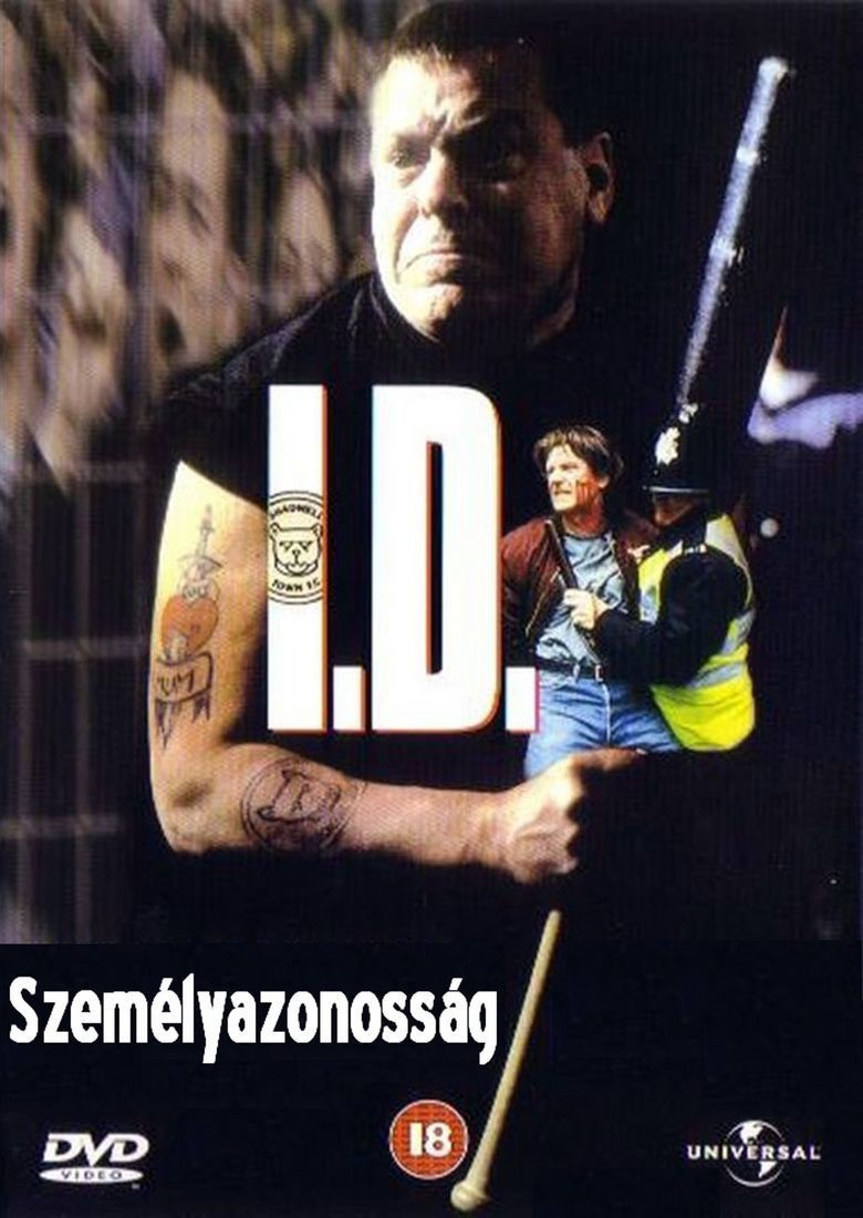 ID (1995 film) movie poster