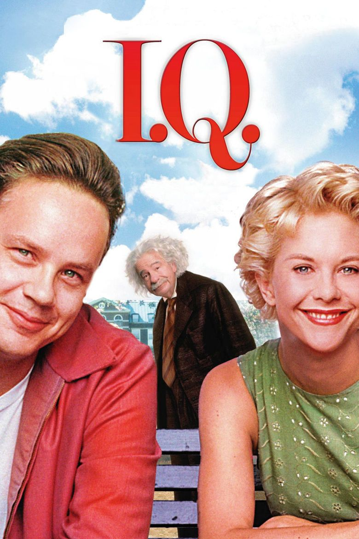 IQ (film) movie poster