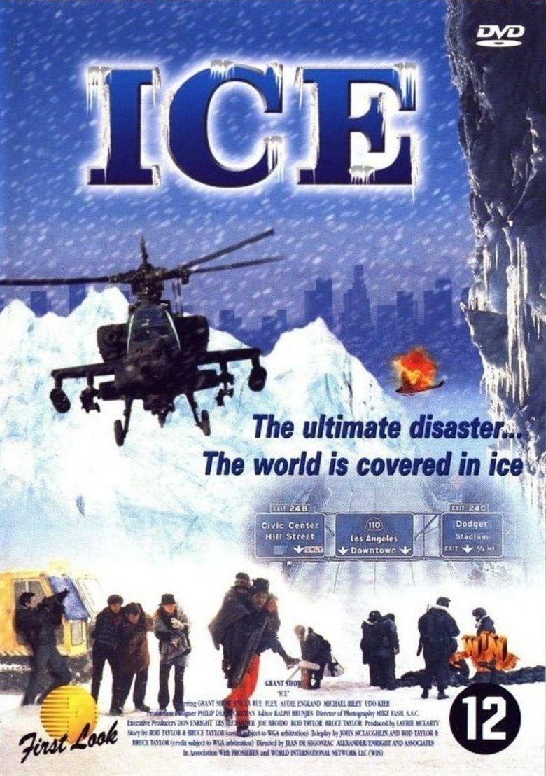 Ice (1998 film) movie poster