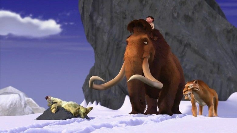 Ice Age (2002 film) movie scenes