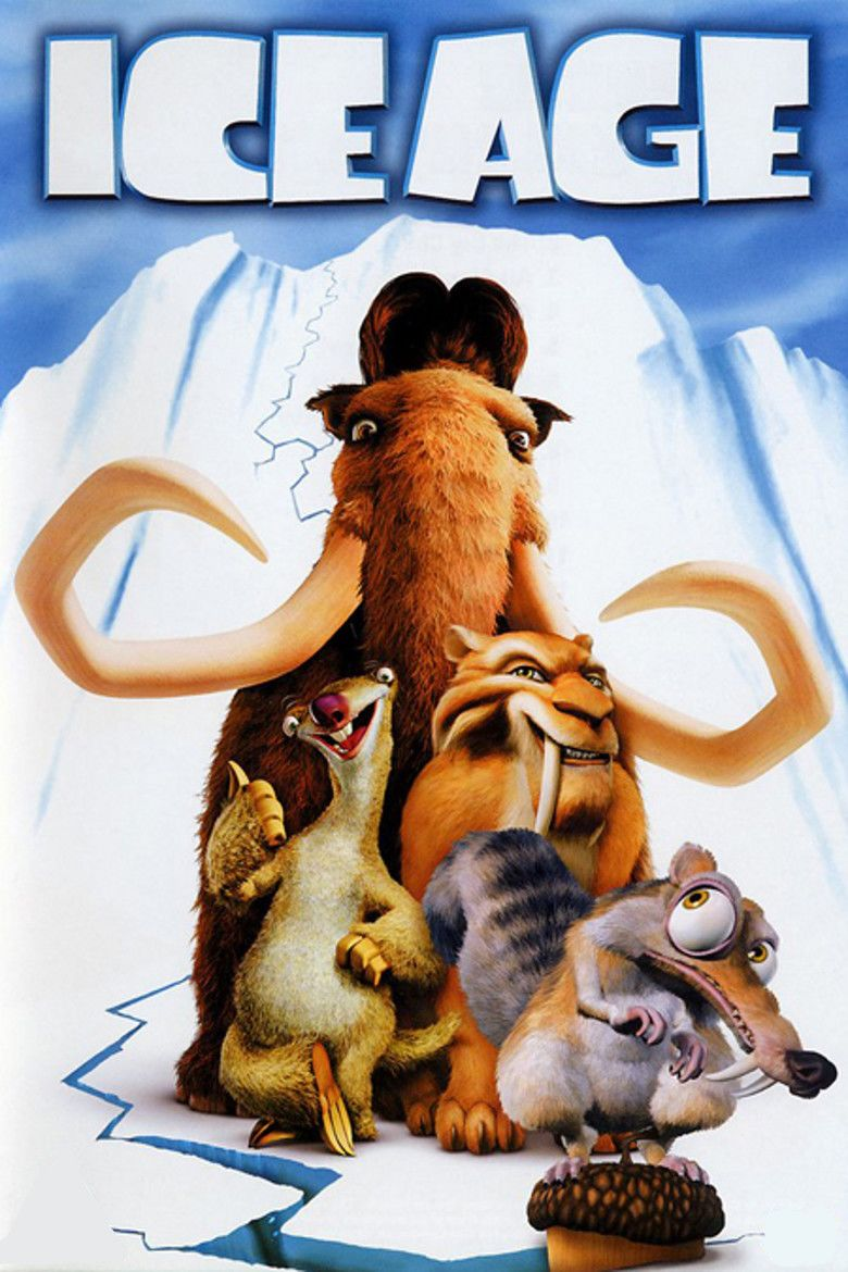 Ice Age (2002 film) movie poster