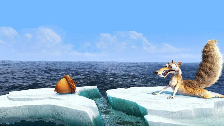 Ice Age: Continental Drift movie scenes