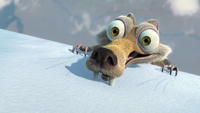 Ice Age: The Meltdown movie scenes