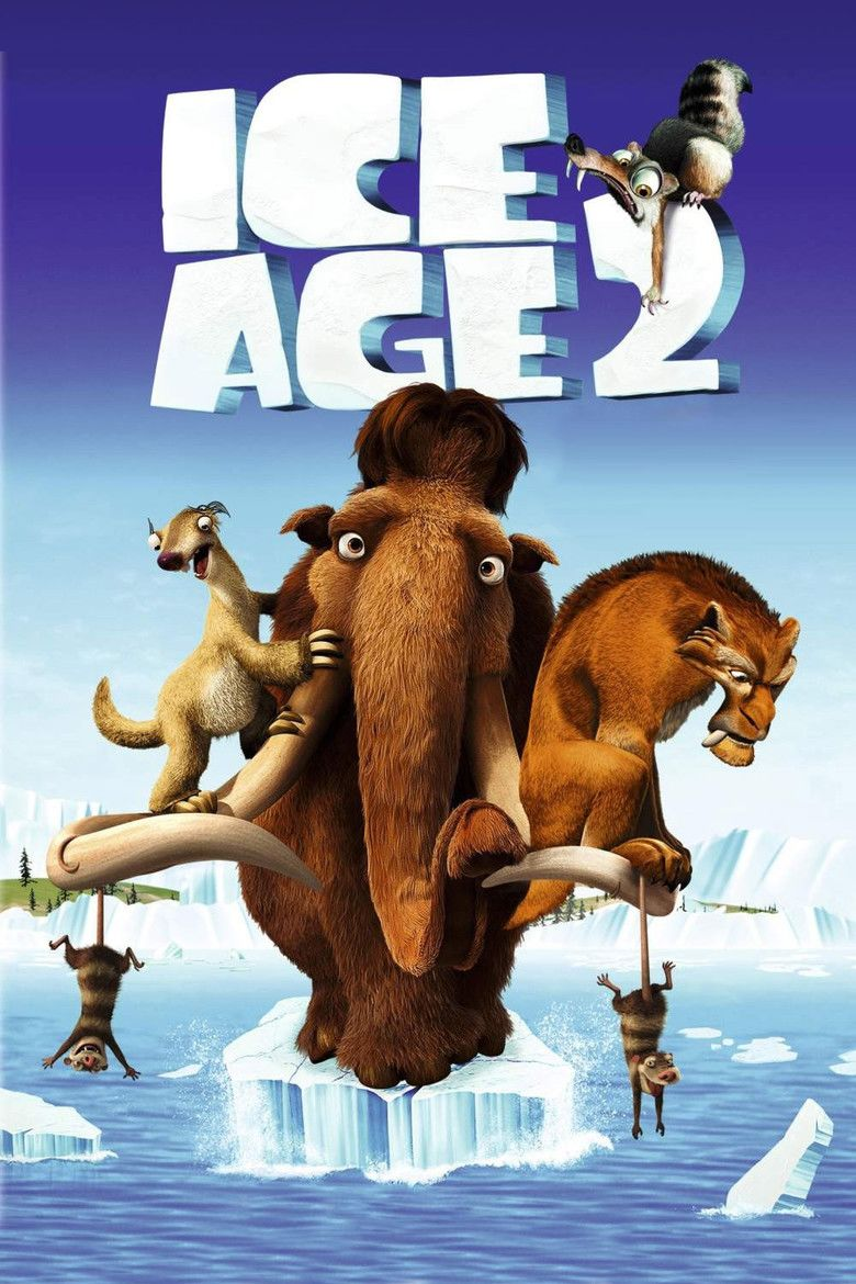 Ice Age: The Meltdown movie poster