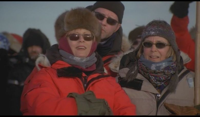 Ice Bound: A Womans Survival at the South Pole movie scenes