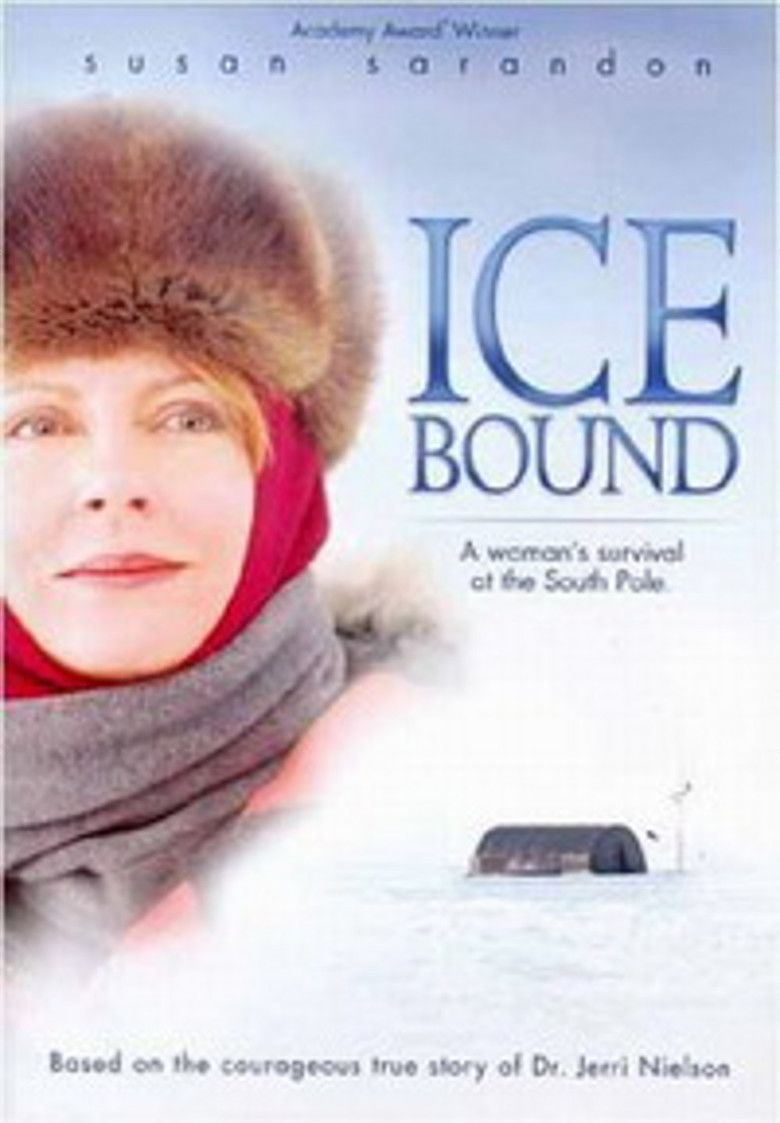 Ice Bound: A Womans Survival at the South Pole movie poster