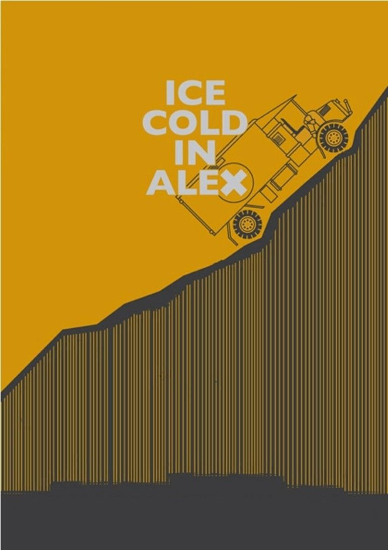 Ice Cold in Alex movie poster
