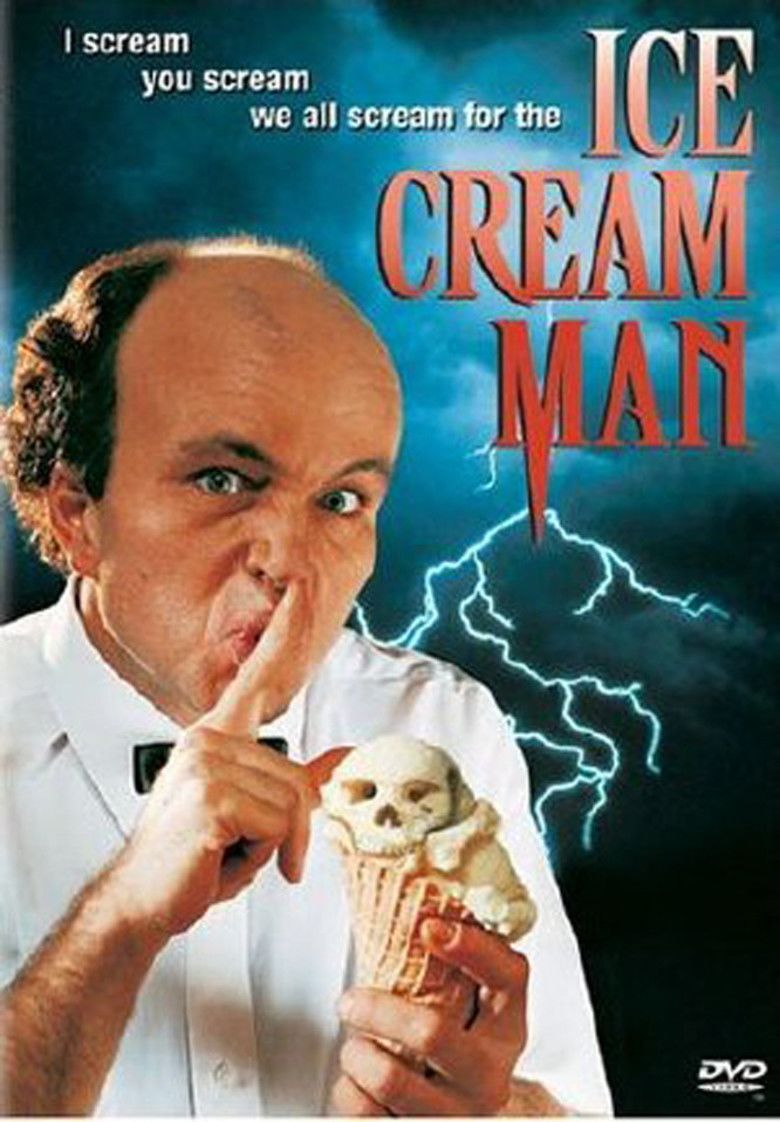 Ice Cream Man (film) movie poster