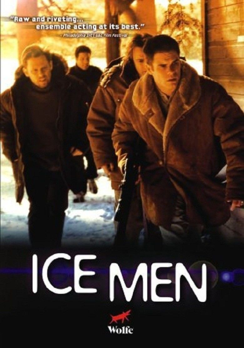 Ice Men (film) movie poster
