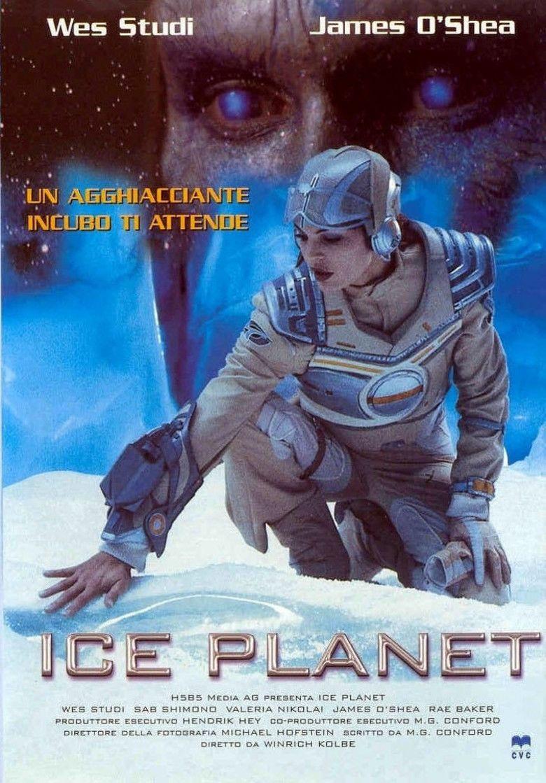 Ice Planet (film) movie poster