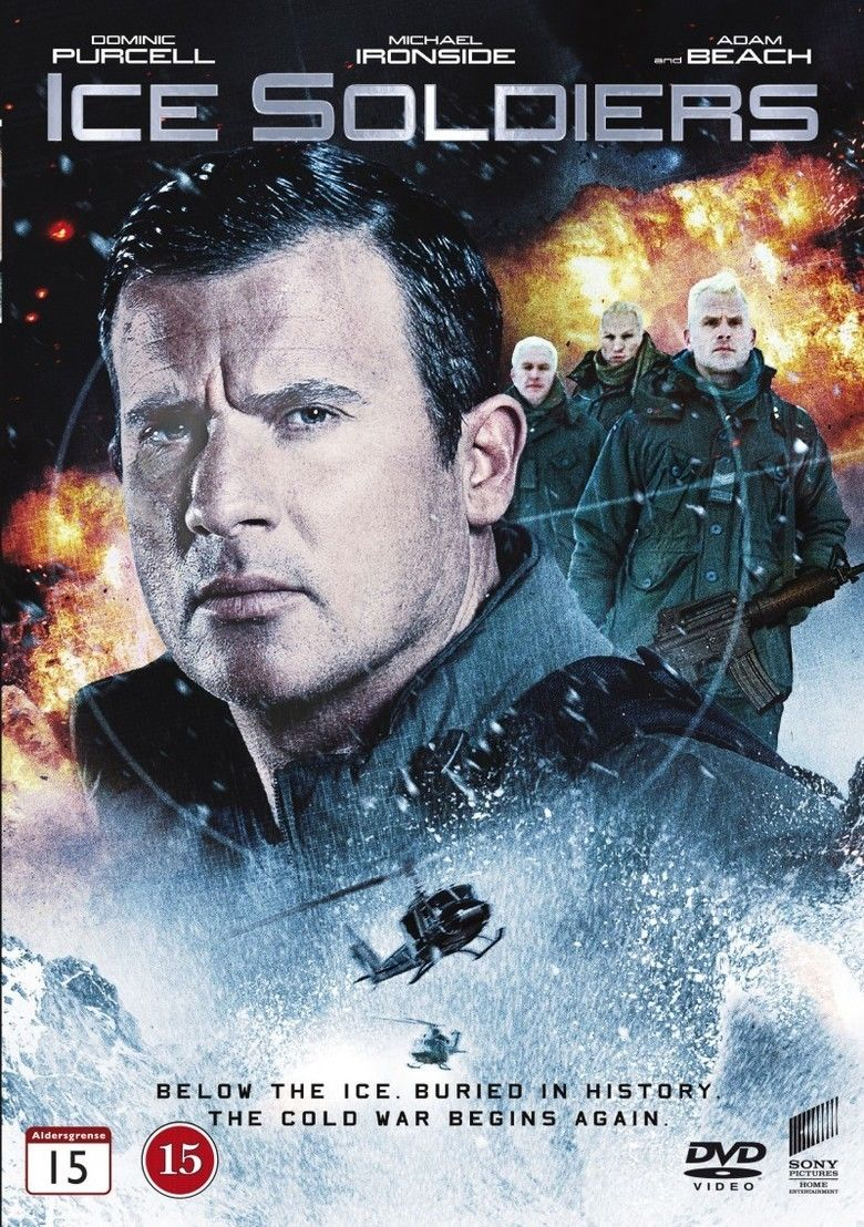 Ice Soldiers movie poster