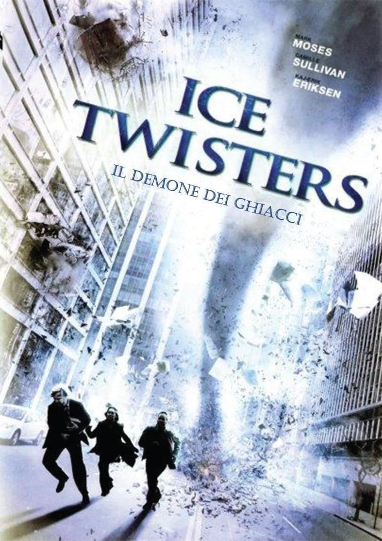 Ice Twisters movie poster