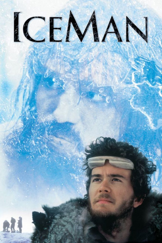 Iceman (film) movie poster