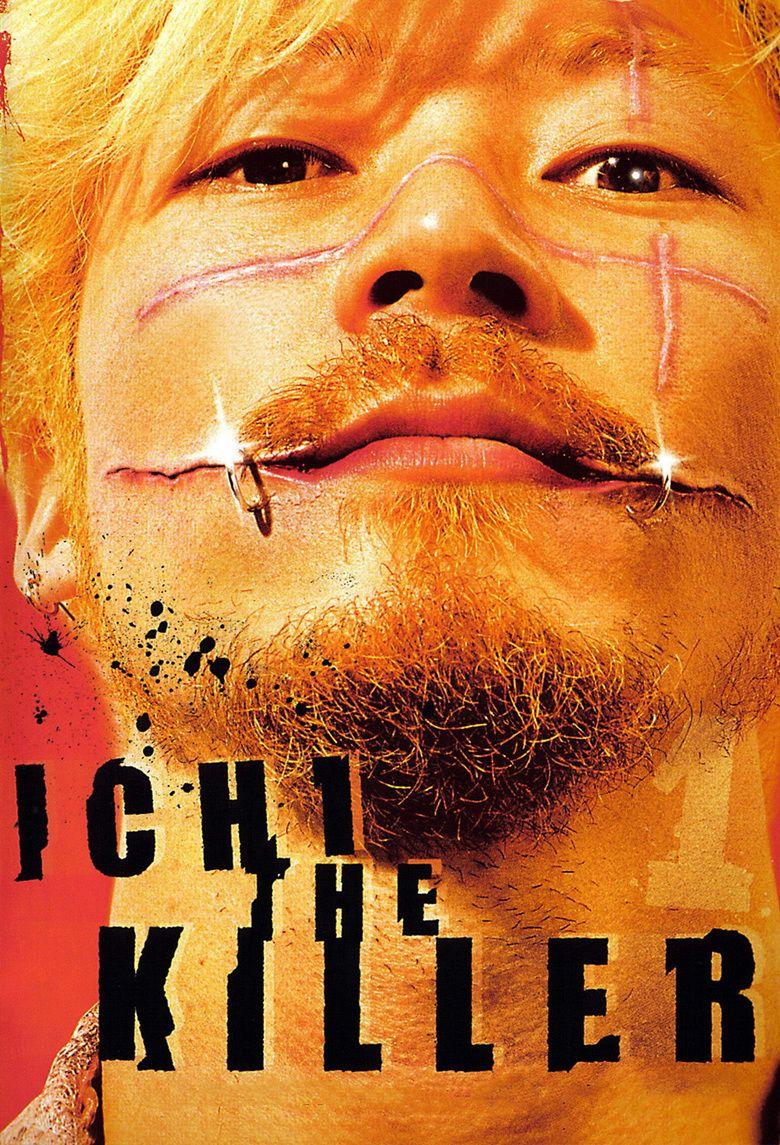 Ichi the Killer (film) movie poster