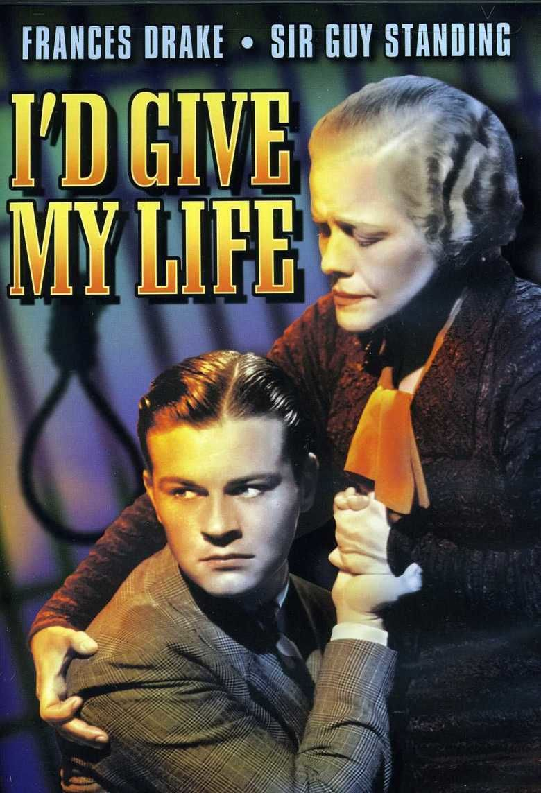 Id Give My Life movie poster