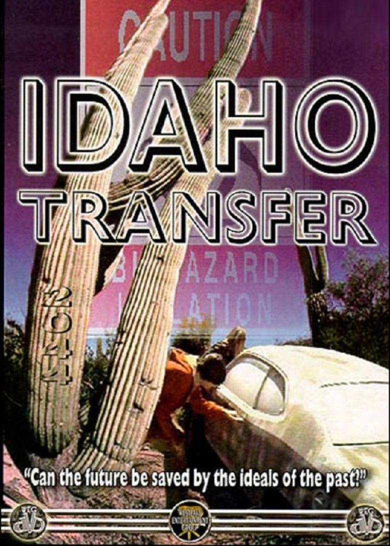 Idaho Transfer movie poster