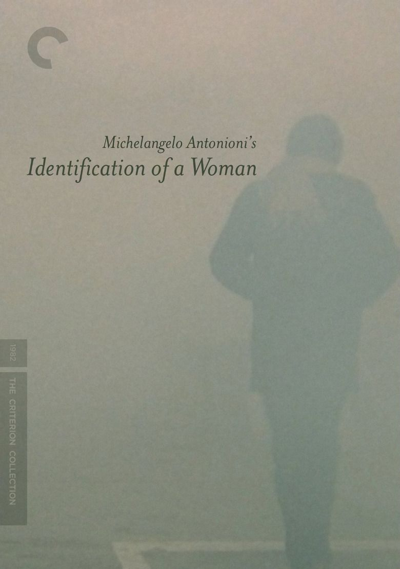 Identification of a Woman movie poster