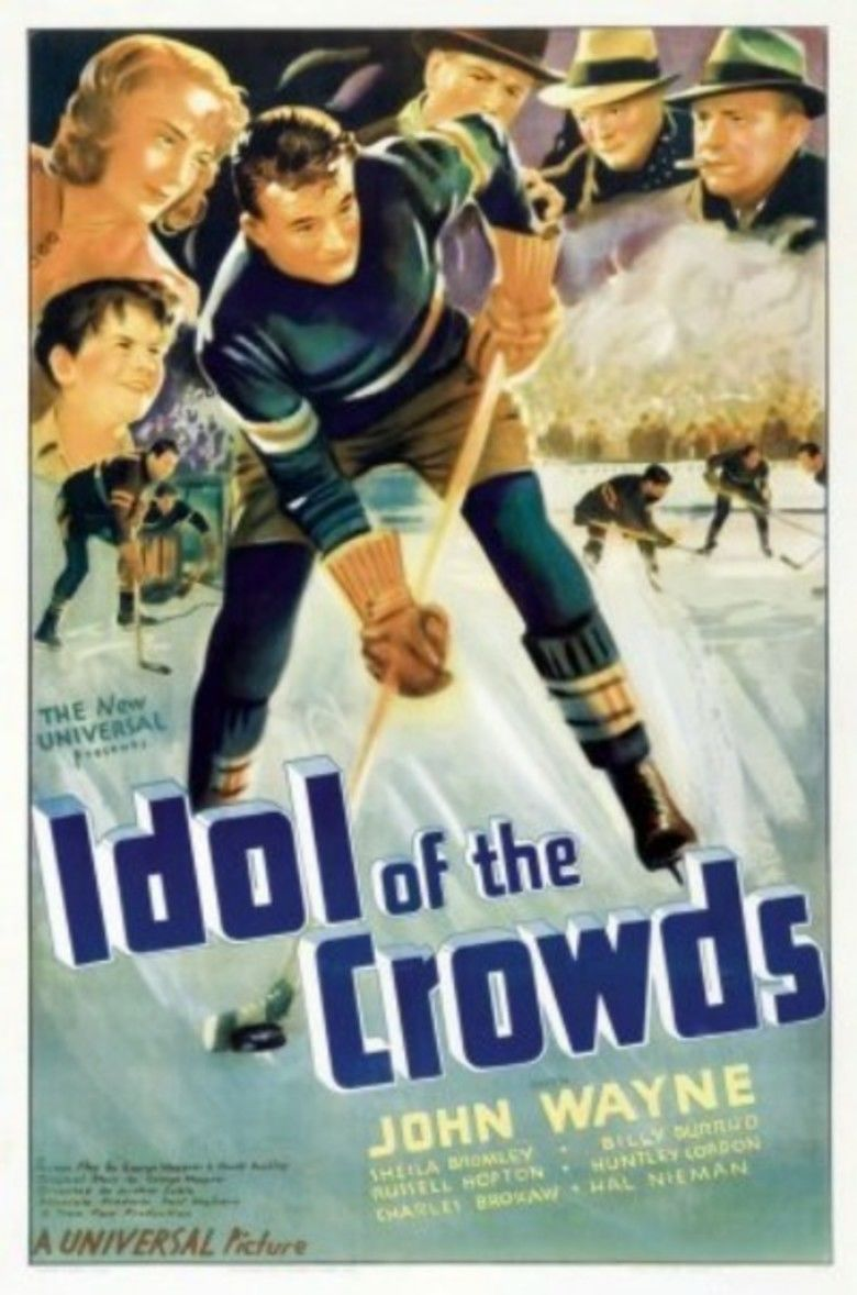 Idol of the Crowds movie poster