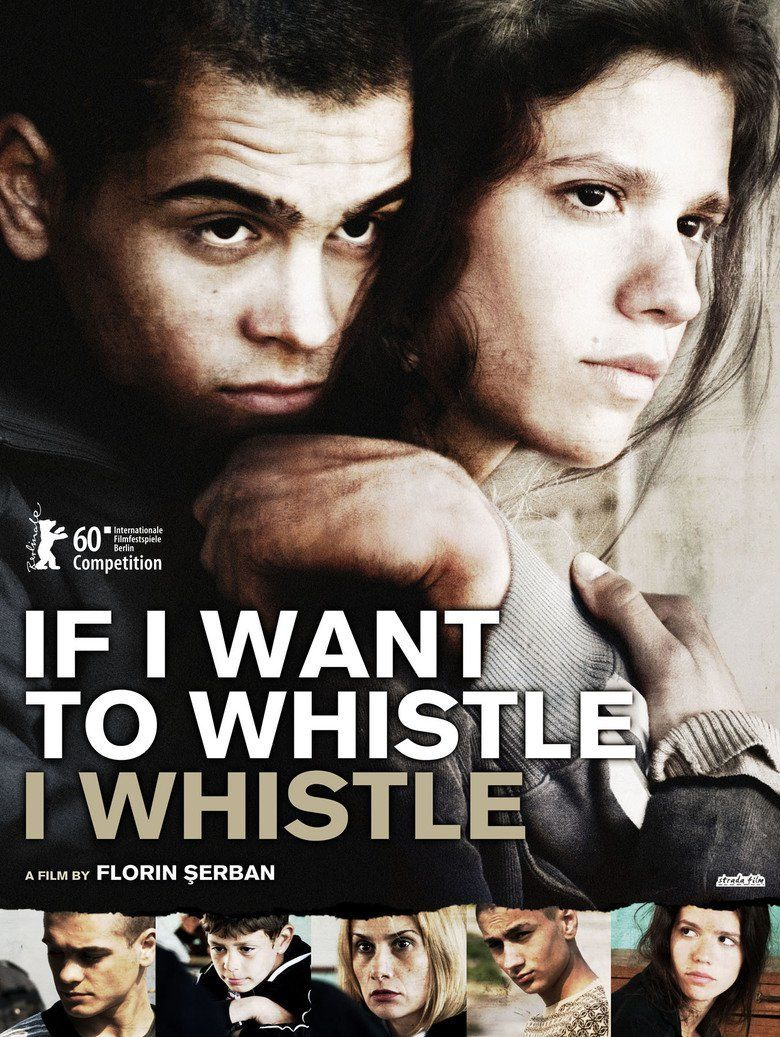 If I Want to Whistle, I Whistle movie poster