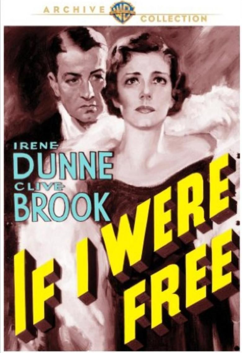 If I Were Free movie poster