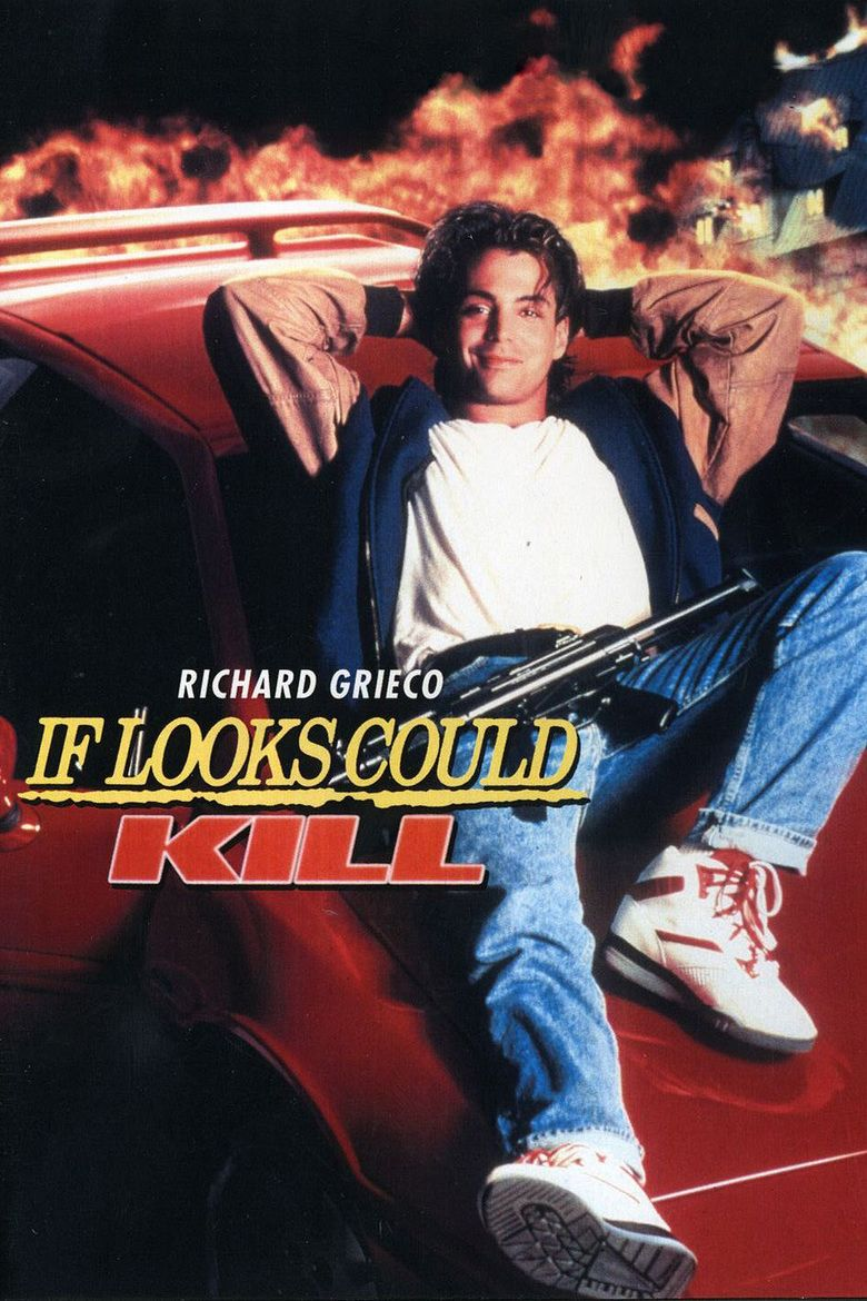 If Looks Could Kill (film) movie poster