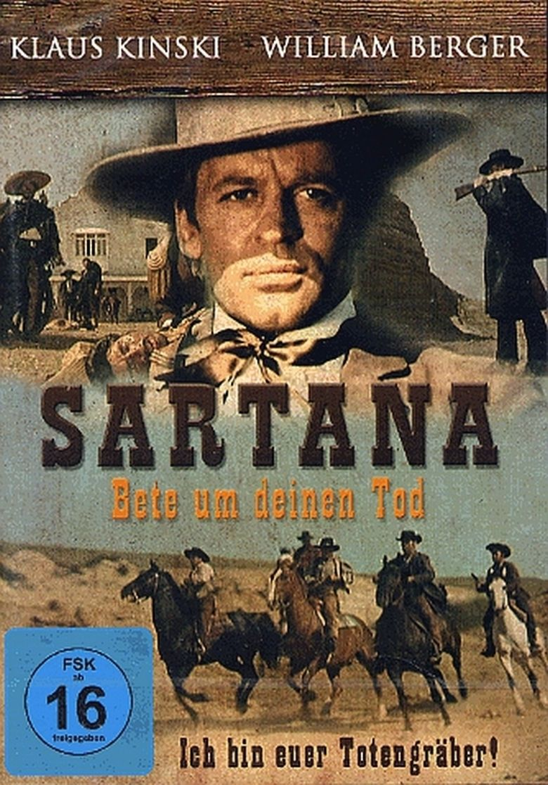 If You Meet Sartana Pray for Your Death movie poster