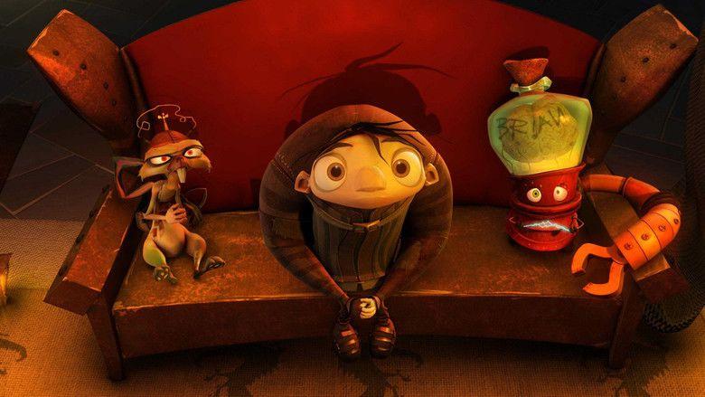 Igor (film) movie scenes