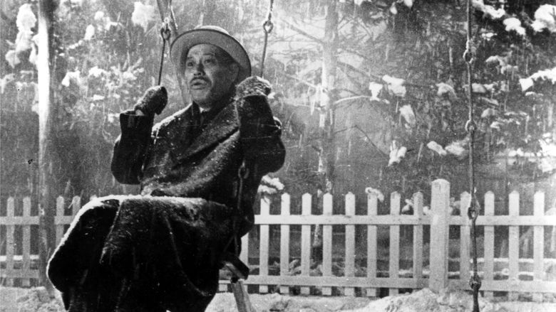 Ikiru movie scenes