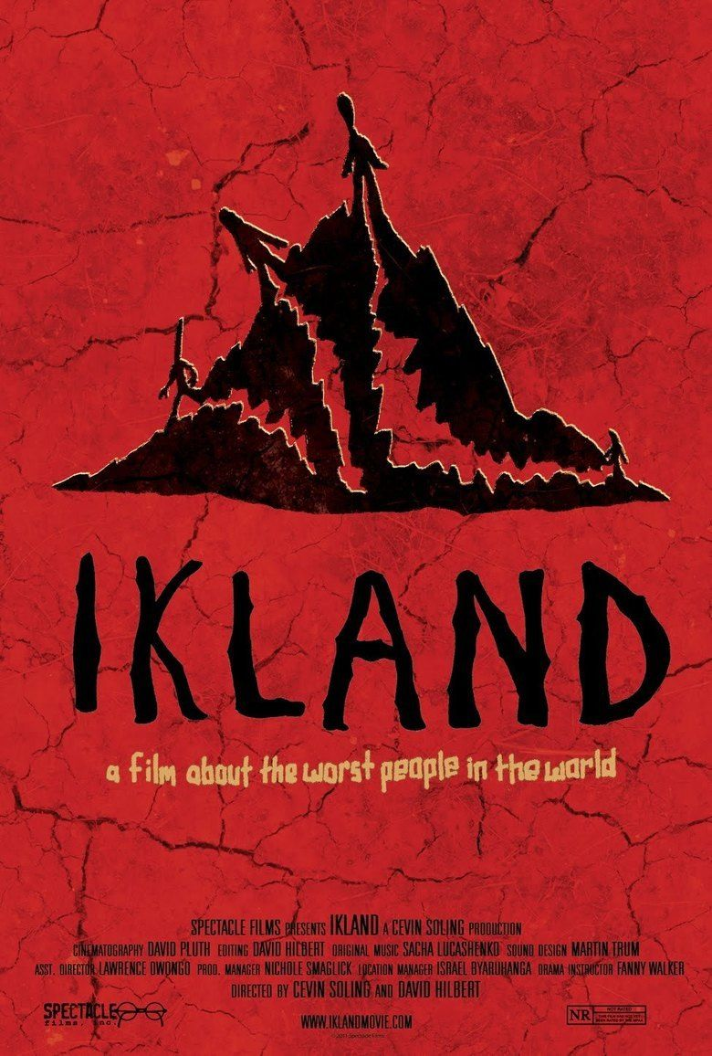 Ikland movie poster