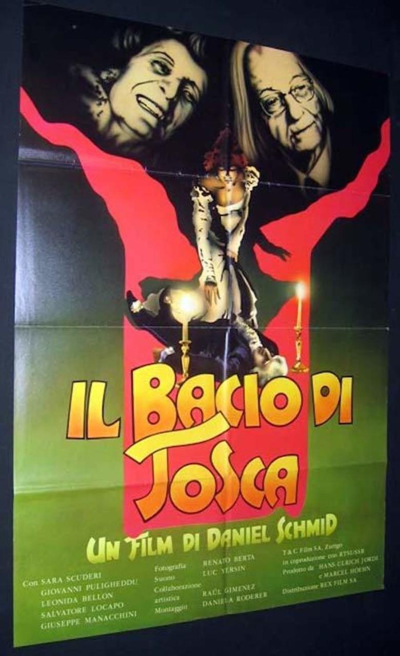 Il Bacio di Tosca movie poster