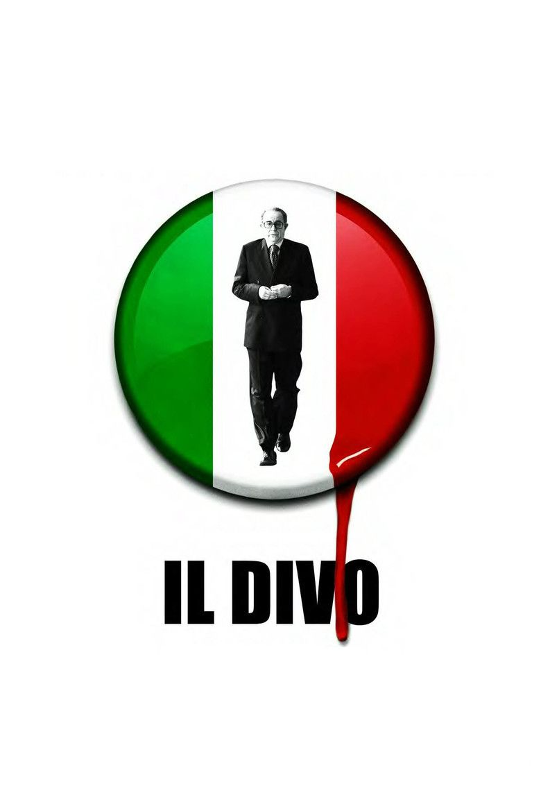 Il Divo (film) movie poster