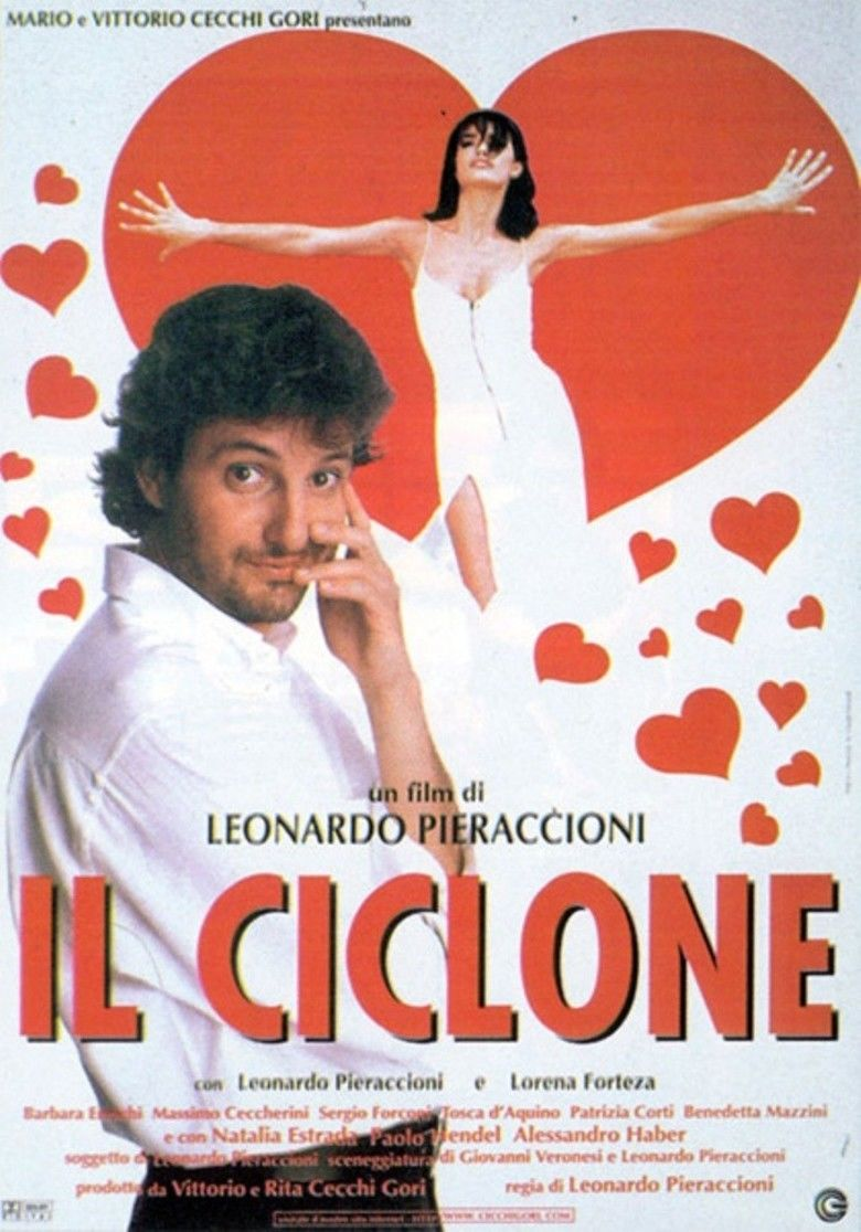 Il ciclone movie poster