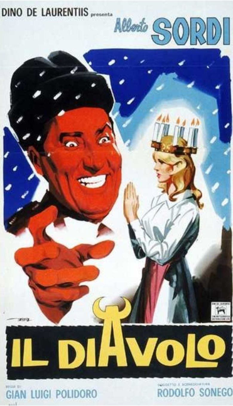 Il diavolo movie poster